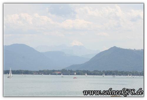 [Ausflugstipp in Bayern] im Chiemsee