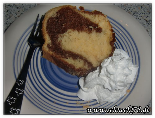 [Rezept] Marmorkuchen
